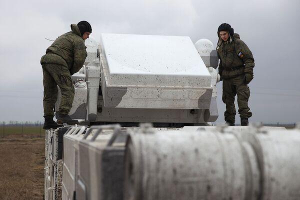 I missili Tor, le sentinelle dell'Artico - Sputnik Italia