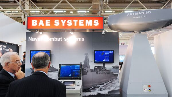 BAE Systems - Sputnik Italia