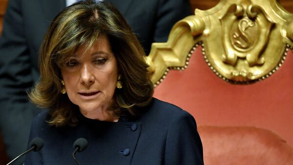 Maria Elisabetta Alberti Casellati - Sputnik Italia