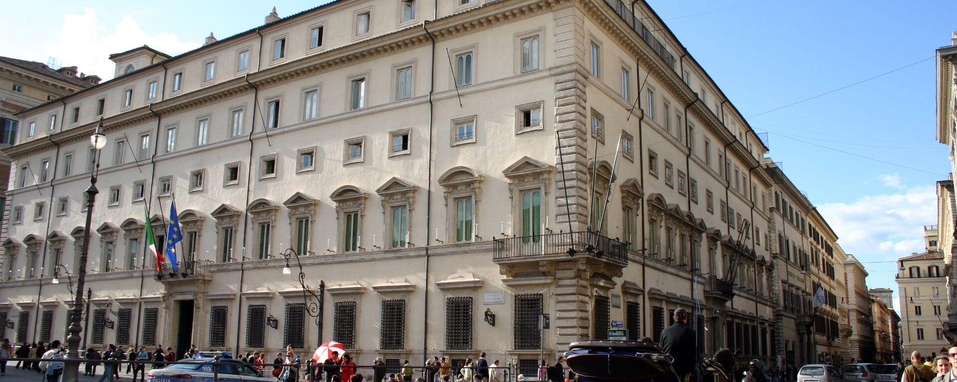 Il Palazzo Chigi - Sputnik Italia, 1920, 07.05.2021