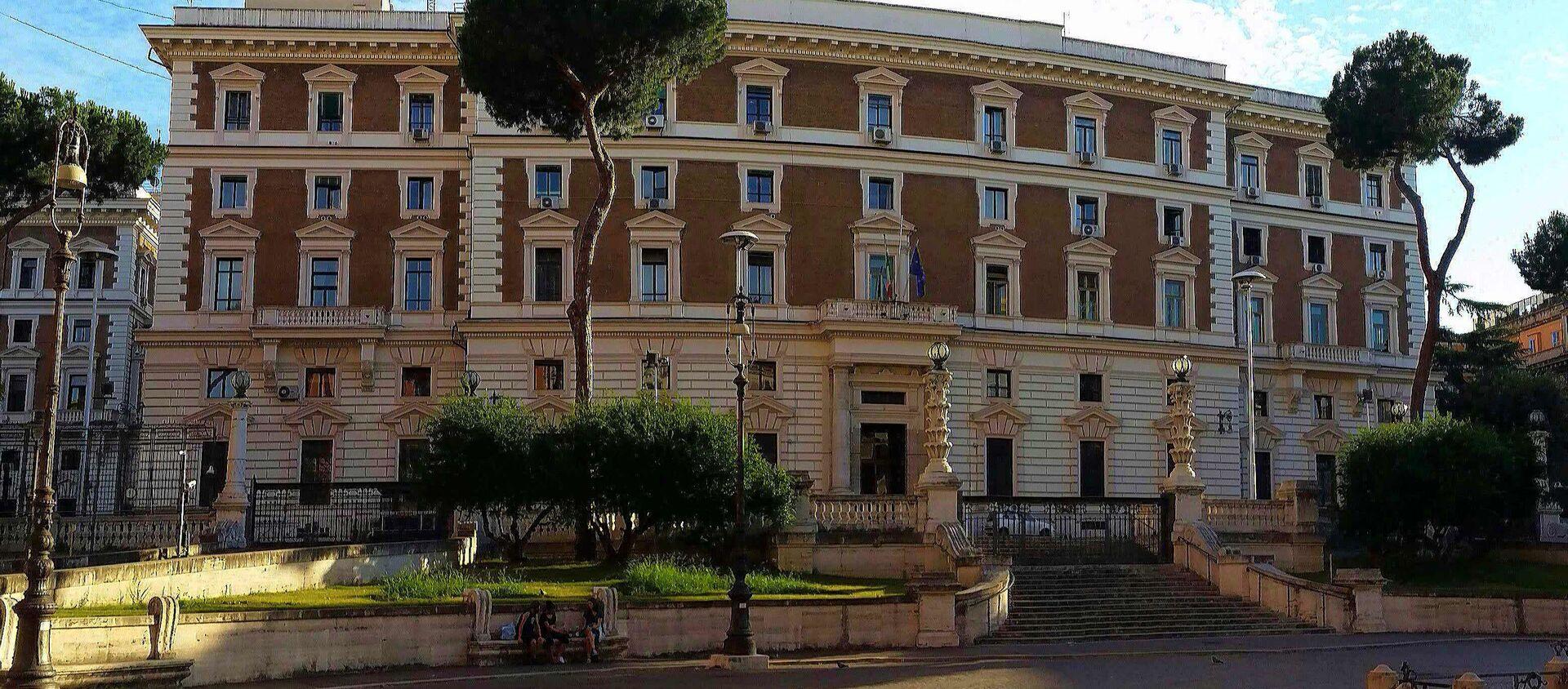 Ministero dell'Interno italiano - Sputnik Italia, 1920, 31.01.2021
