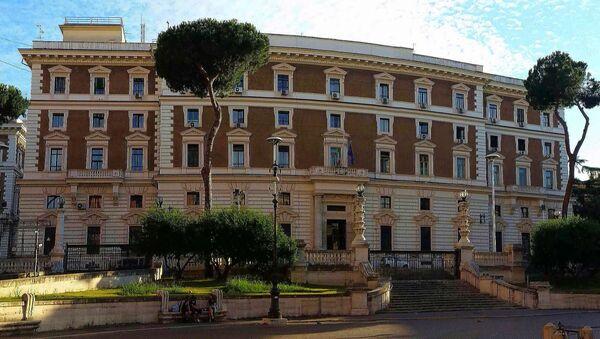 Ministero dell'Interno italiano - Sputnik Italia