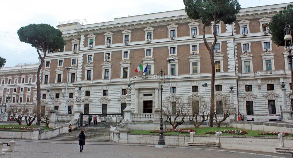 Palazzo del Viminale, Ministero dell'Interno, Roma