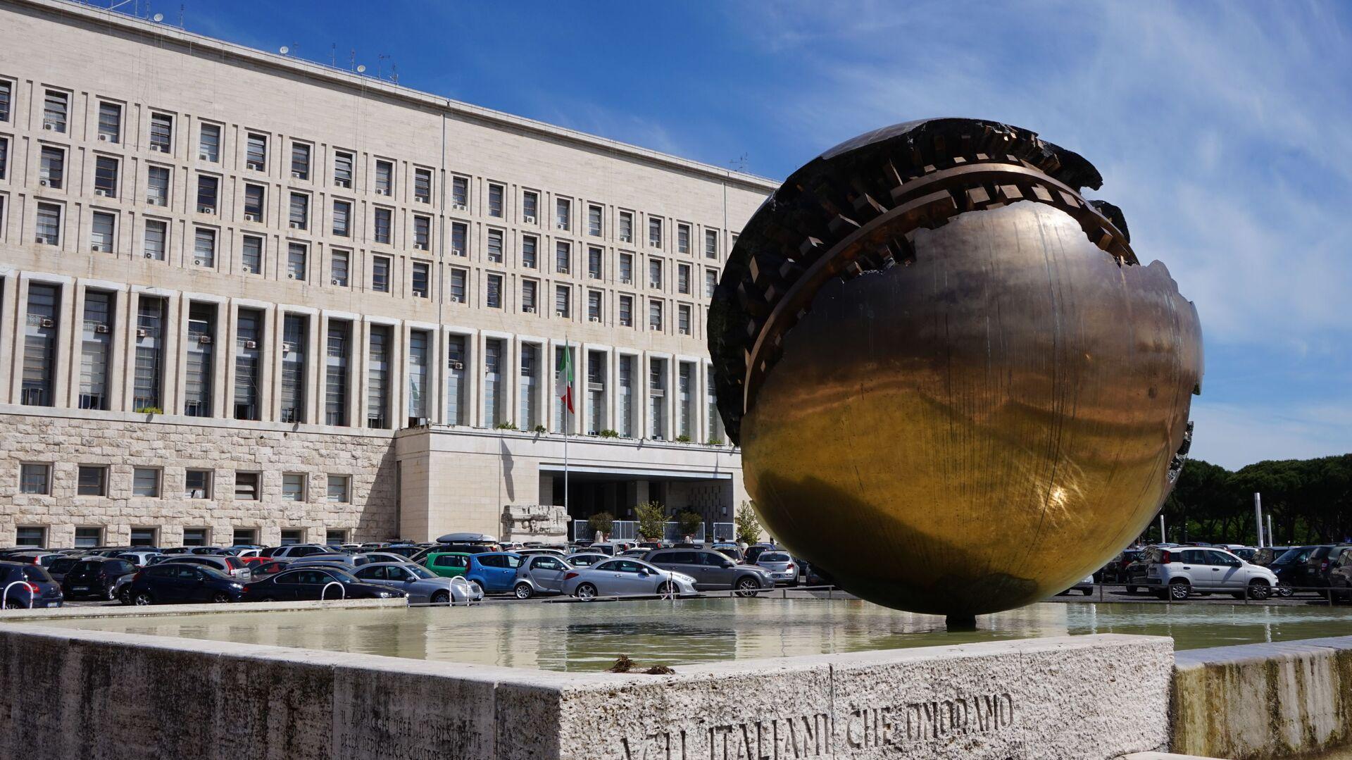 Il Palazzo della Farnesina - Sputnik Italia, 1920, 17.02.2021