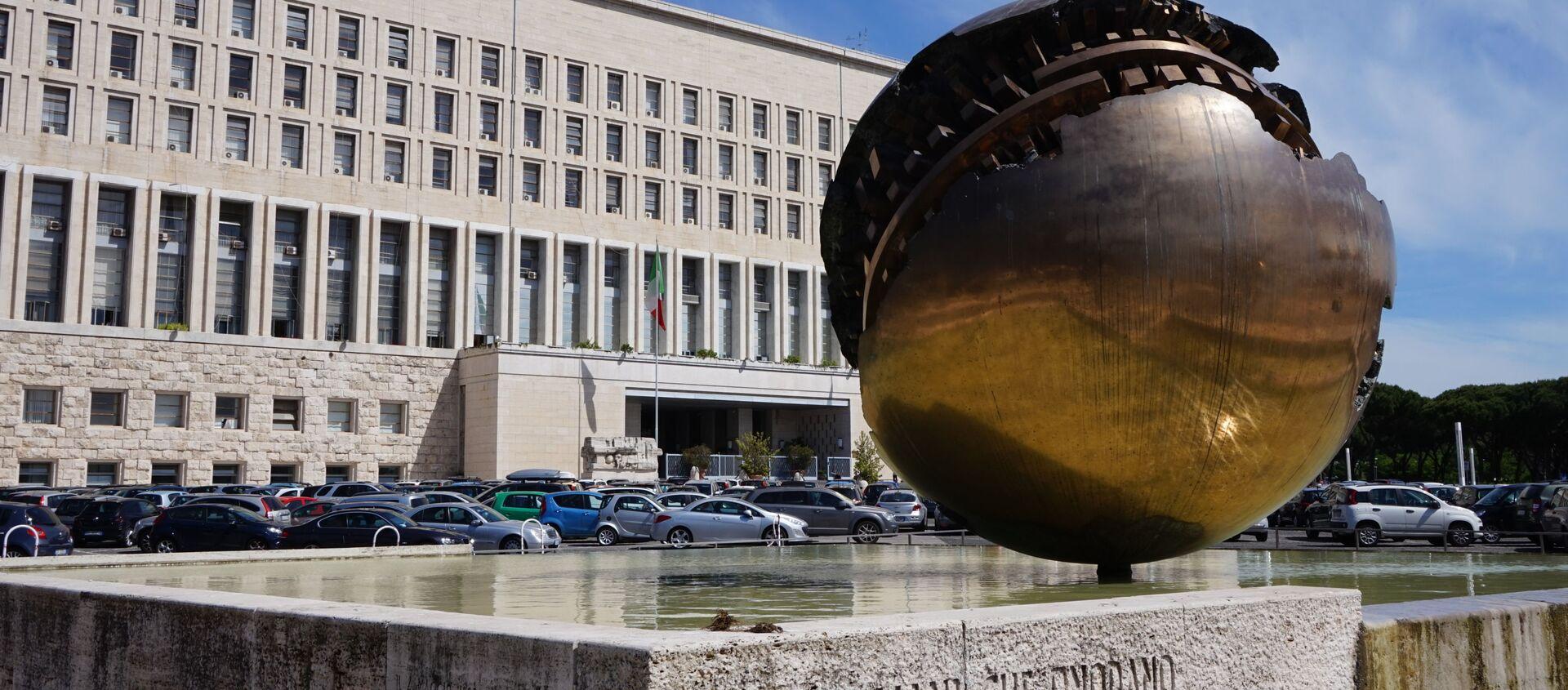 Il Palazzo della Farnesina - Sputnik Italia, 1920, 24.03.2021