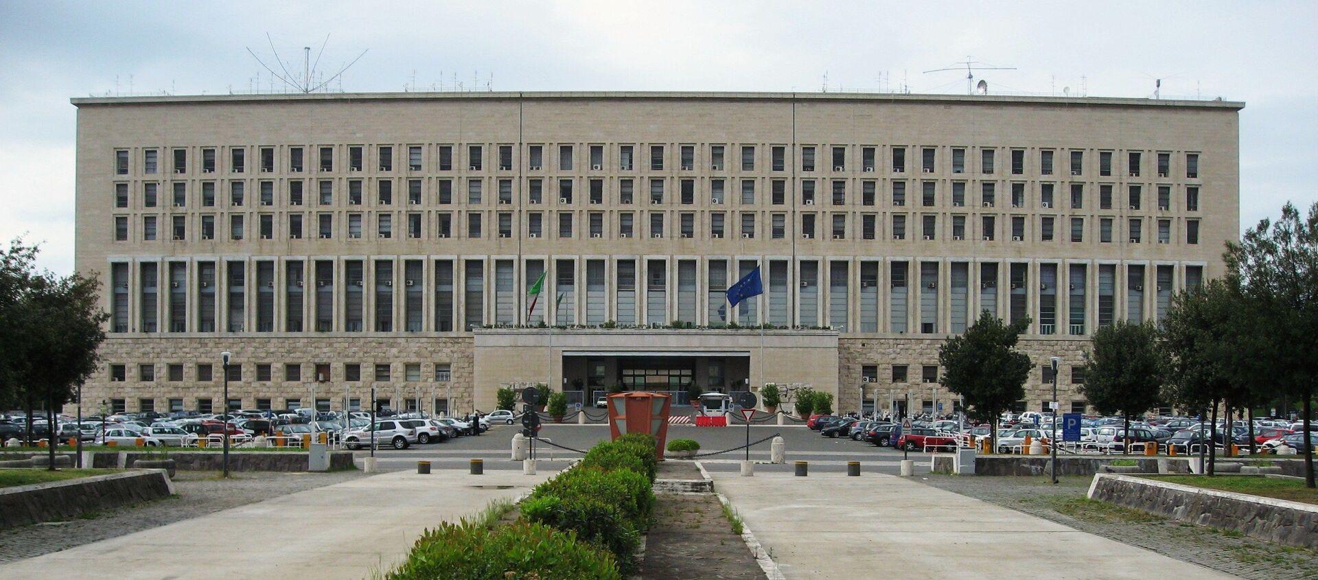 Ministero degli affari esteri e della cooperazione internazionale - Sputnik Italia, 1920, 10.10.2020