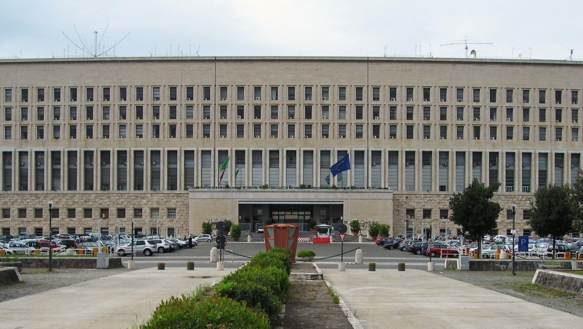 Ministero degli affari esteri e della cooperazione internazionale - Sputnik Italia, 1920, 04.03.2021