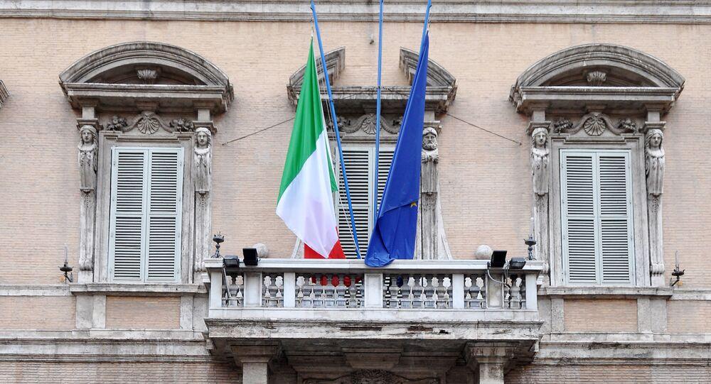 Senato della Repubblica, Palazzo Madama