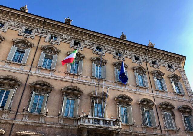 Senato italiano, Palazzo Madama