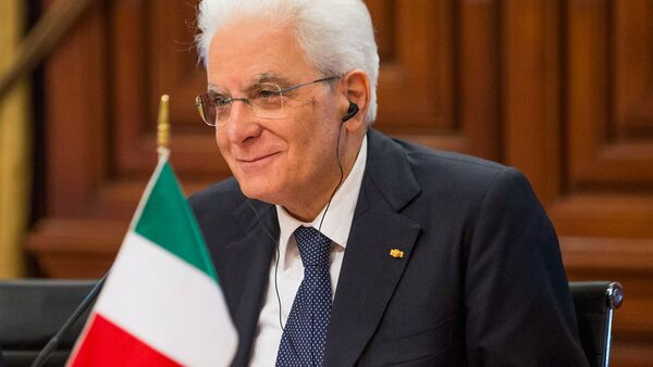 Sergio Mattarella - Sputnik Italia