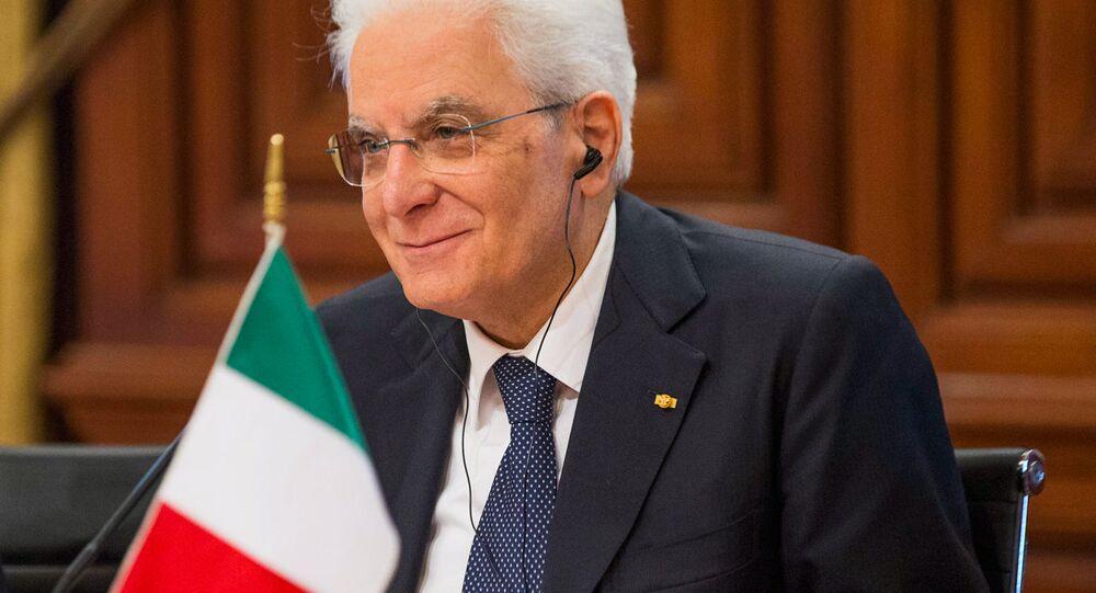 Sergio Mattarella (foto d'archivio)
