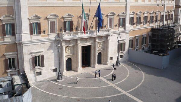 Palazzo Montecitorio. - Sputnik Italia