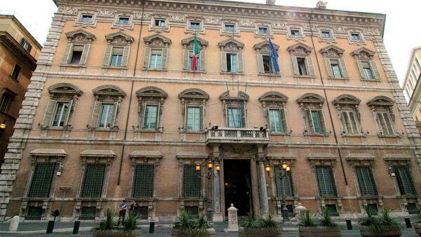 Senato italiano, Palazzo Madama - Sputnik Italia