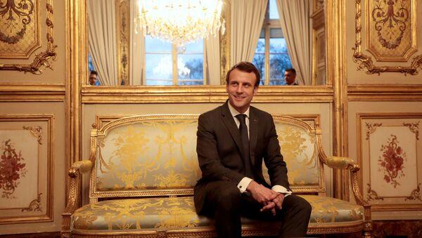 Emmanuel Macron - Sputnik Italia