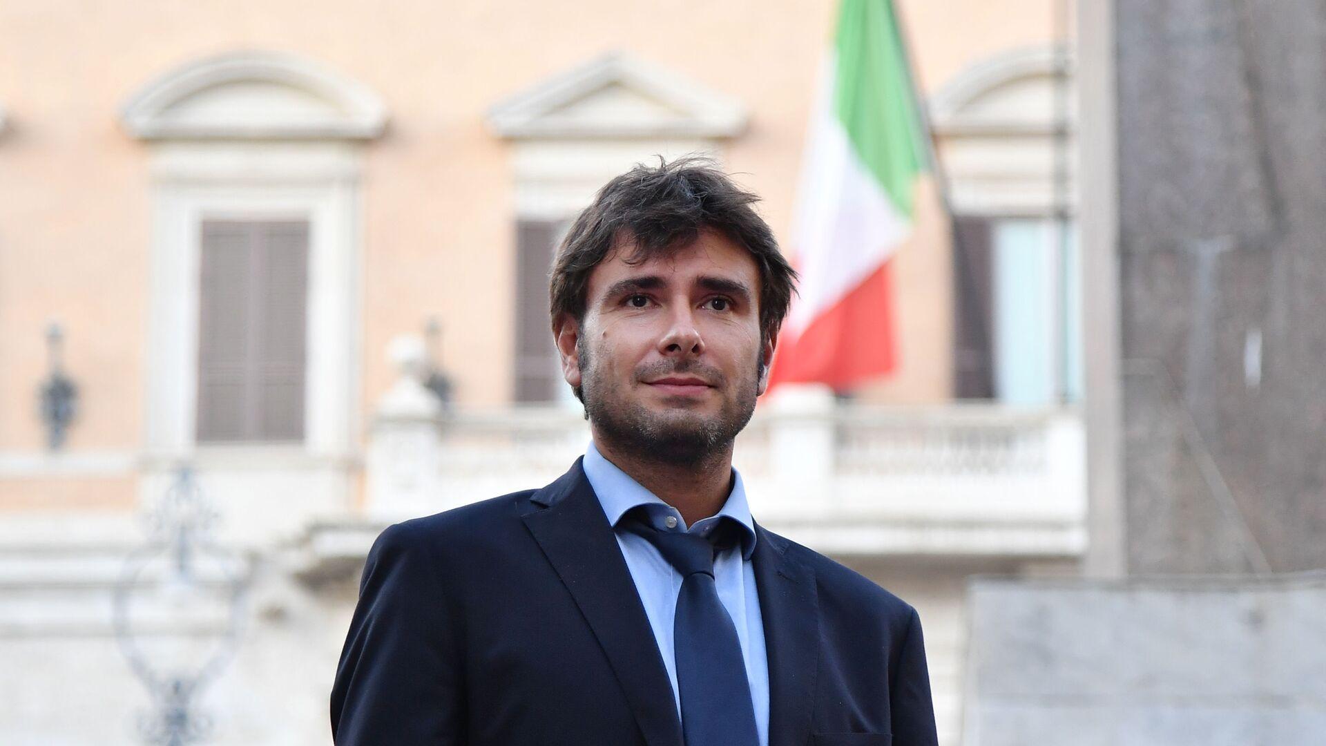 Alessandro Di Battista - Sputnik Italia, 1920, 09.07.2021