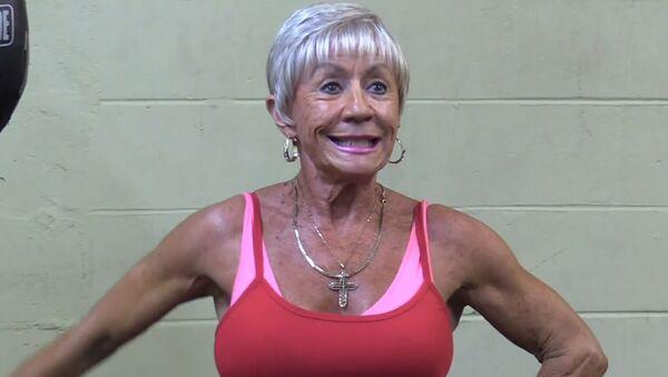 Nonnina bodybuilder - Sputnik Italia