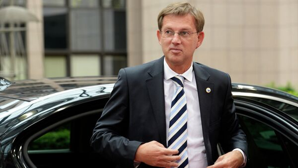Il primo ministro sloveno Miro Cerar. - Sputnik Italia