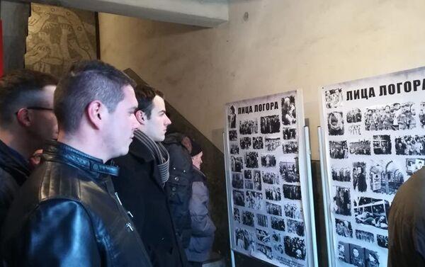 La mostra fotografica Volti dei campi di concentramento - Sputnik Italia