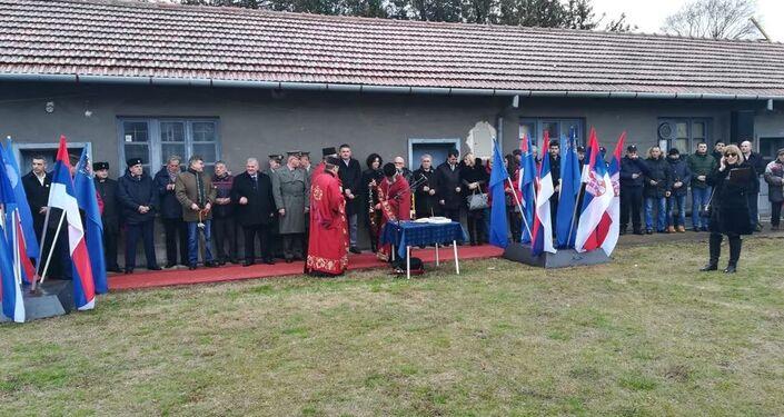 Eventi di lutto nella città serba di Niš