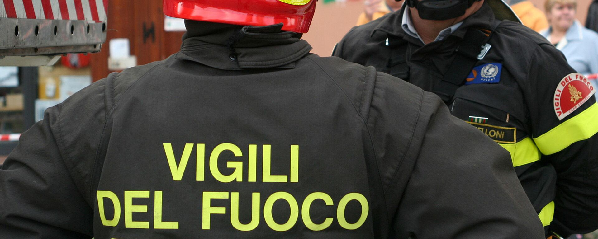 I Vigili del Fuoco italiani - Sputnik Italia, 1920, 26.12.2020