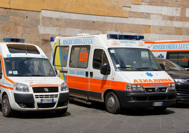 Ambulanze italiane