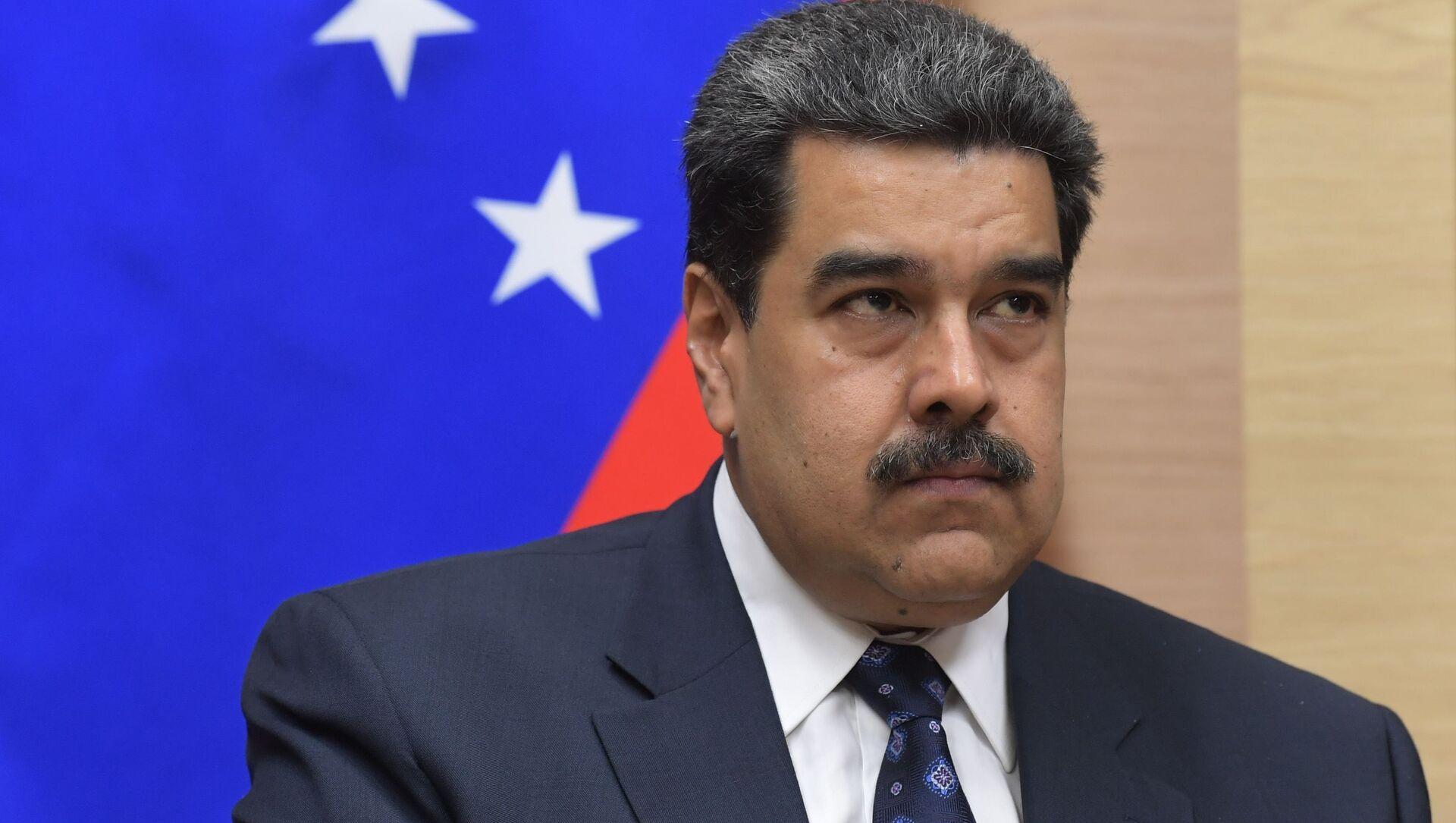 Nicolas Maduro - Sputnik Italia, 1920, 31.03.2021