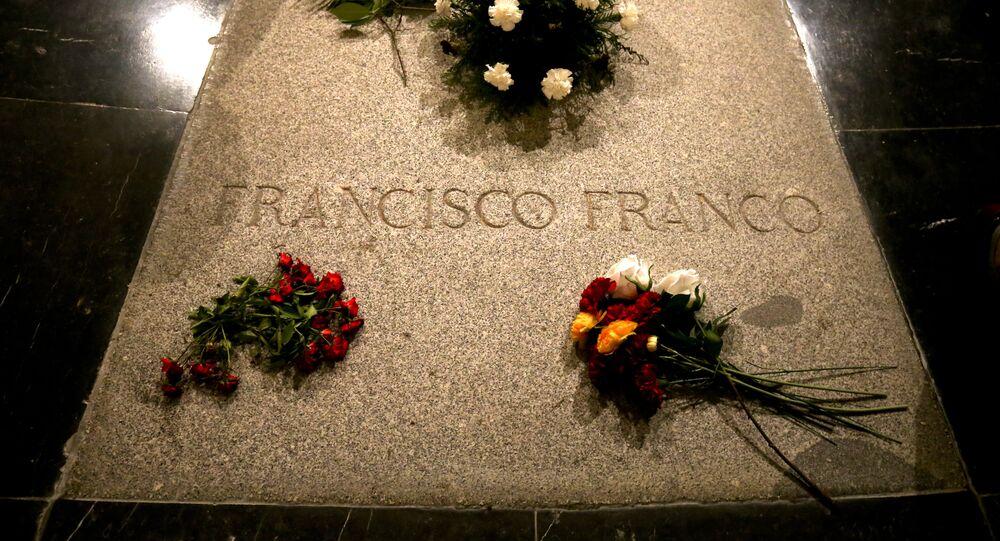 Tomba di Francisco Franco