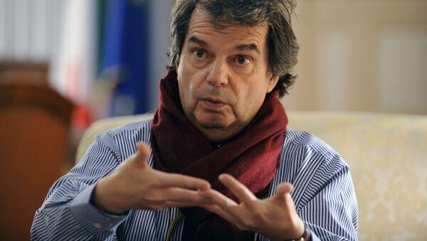 Renato Brunetta, deputato e responsabile della politica economica di Forza Italia - Sputnik Italia