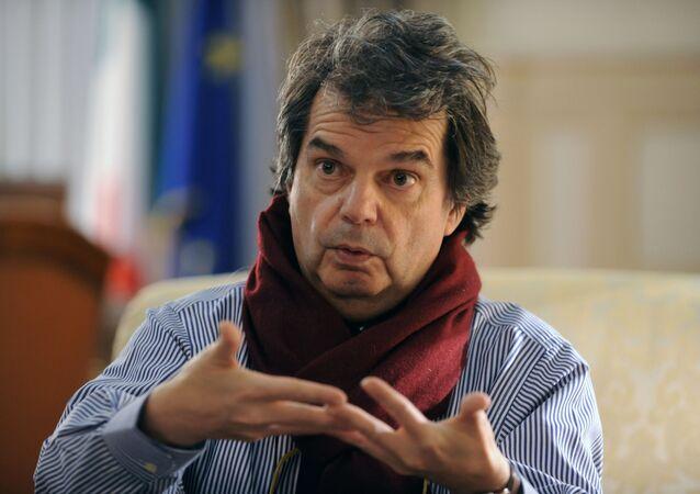 Renato Brunetta, deputato e responsabile della politica economica di Forza Italia