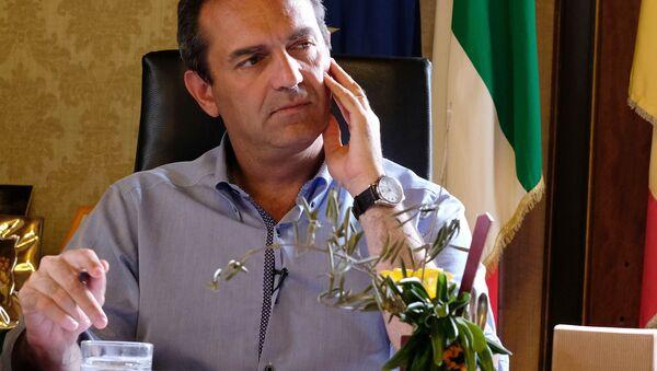 Luigi de Magistris, sindaco di Napoli - Sputnik Italia