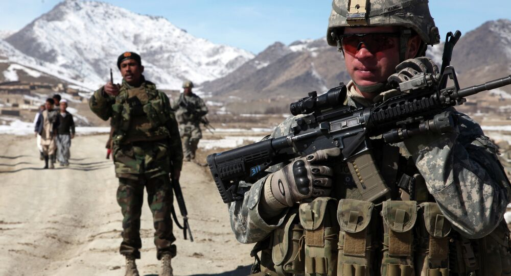 Truppe USA in Afghanistan