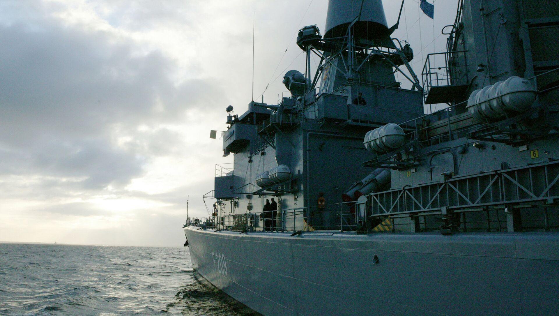 Le navi da guerra della NATO  - Sputnik Italia, 1920, 25.02.2021