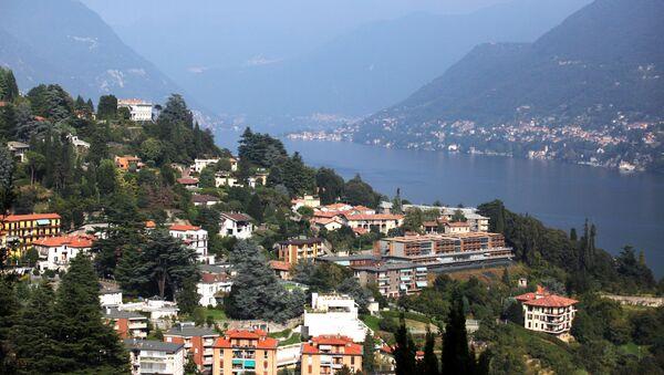 Lago Como, Lombardia - Sputnik Italia