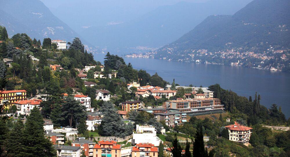 Lago Como, Lombardia