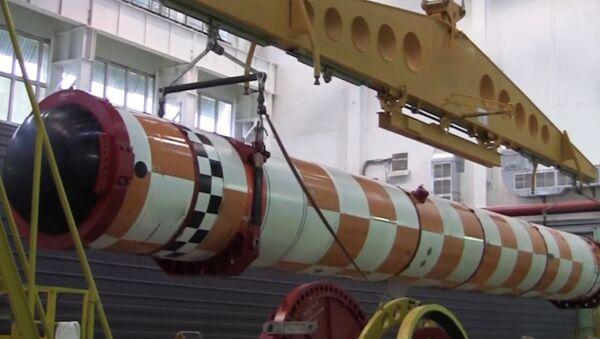 Primo test del Poseidon - Sputnik Italia
