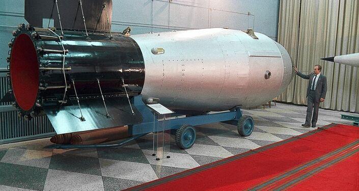 Copia della bomba H (Zar Bomba)