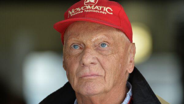 Niki Lauda - Sputnik Italia