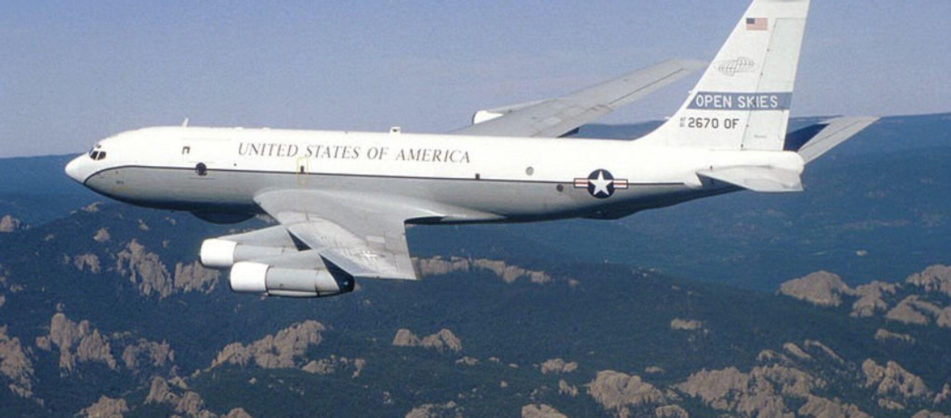 """Aereo di ricognizione USA """"OC-135B"""" - Sputnik Italia, 1920, 24.08.2020"""
