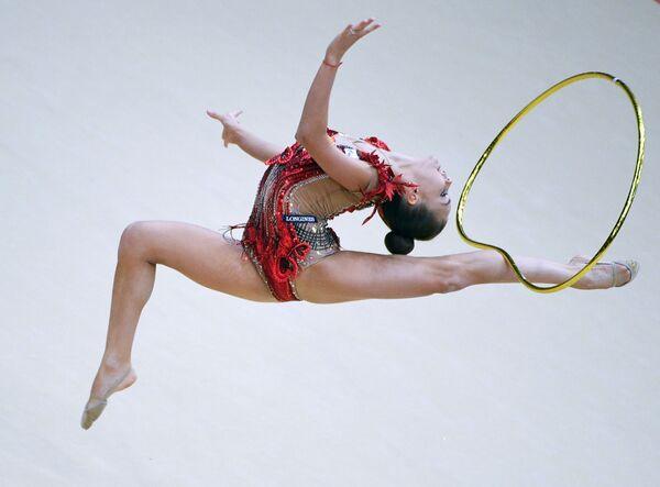 La ginnasta russa, Dina Averina. - Sputnik Italia