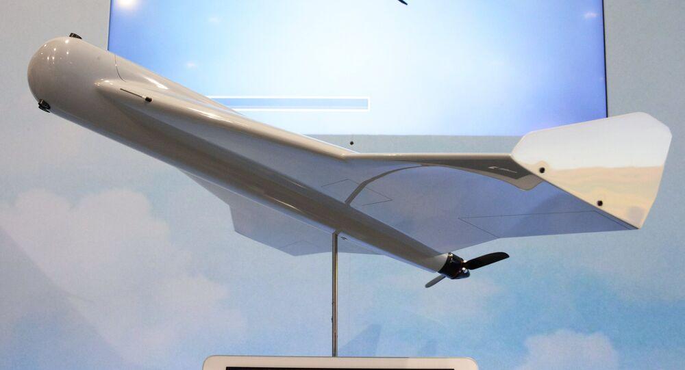 Il drone-kamikaze KYB