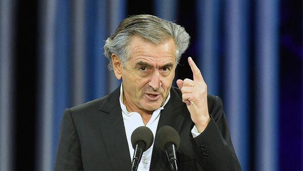 Bernard-Henri Lévy - Sputnik Italia