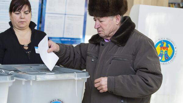 Парламентские выборы и референдум в Молдавии - Sputnik Italia
