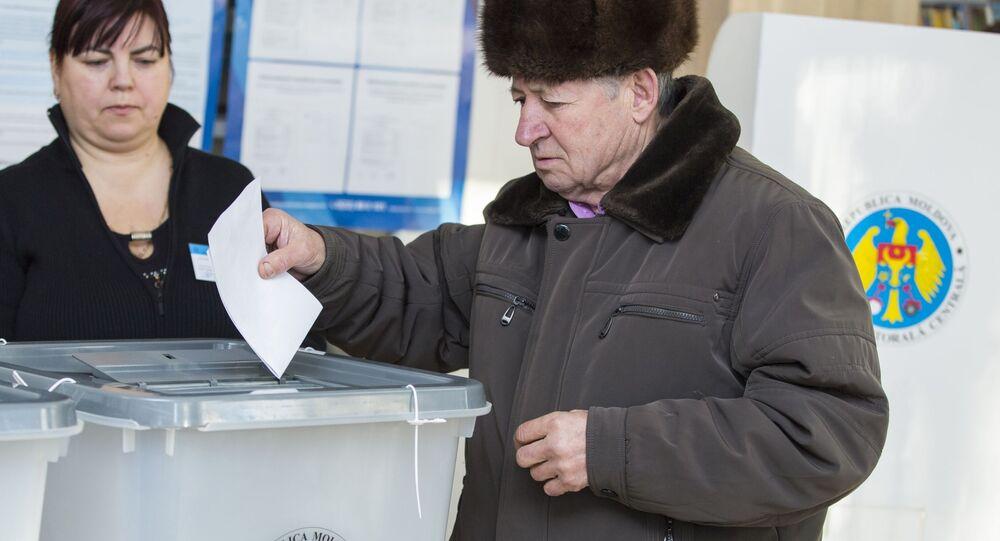 Elezioni parlamentari in Moldavia