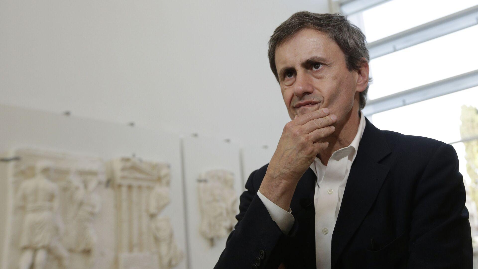 Gianni Alemanno, ex sindaco di Roma - Sputnik Italia, 1920, 08.07.2021