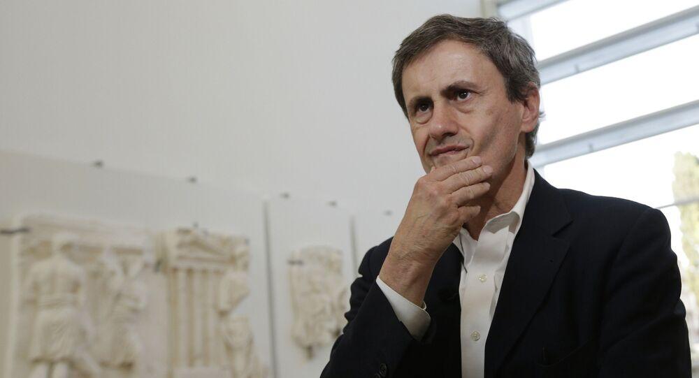 Gianni Alemanno, ex sindaco di Roma