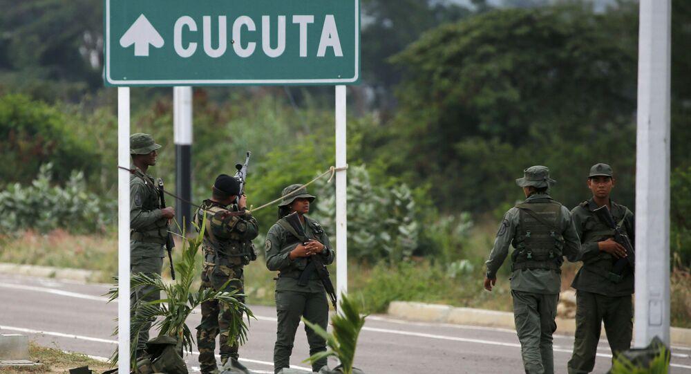 Soldati venezuelani