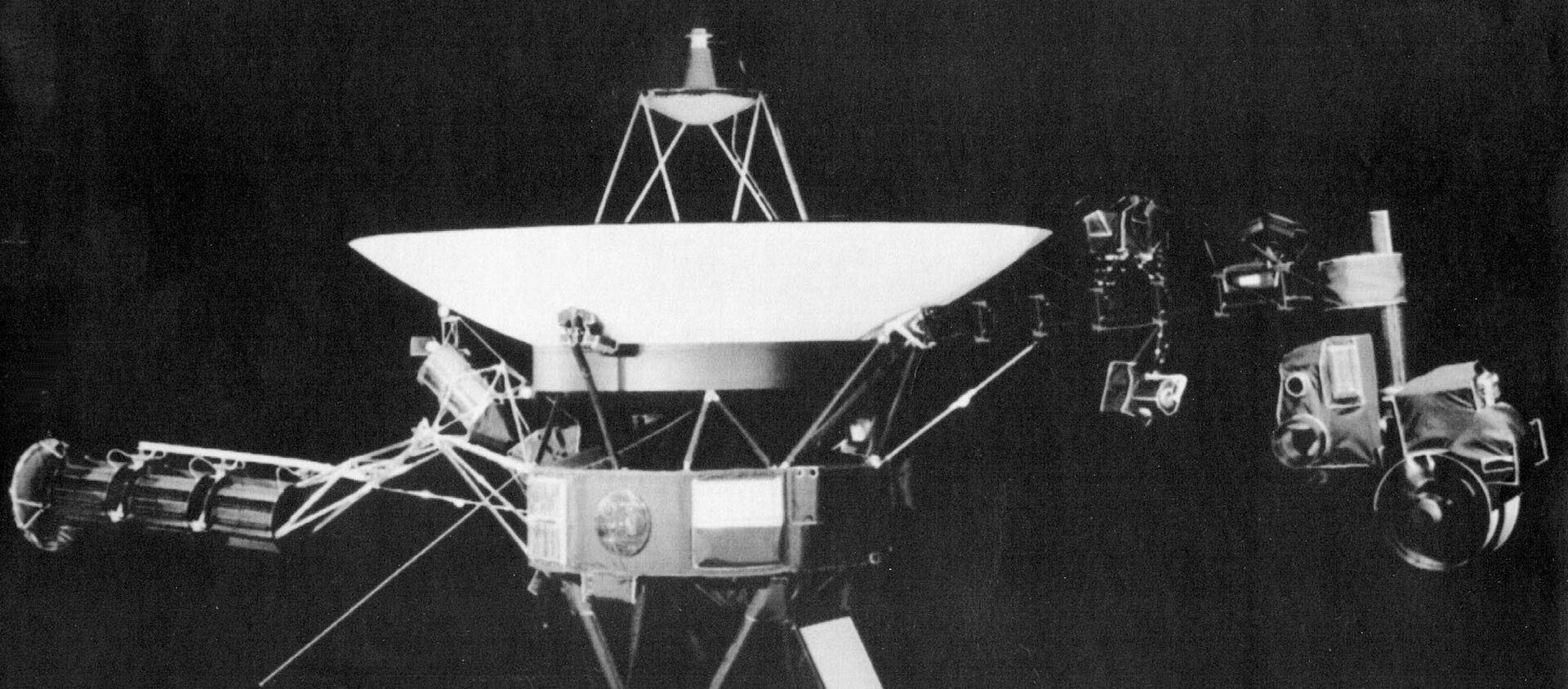 La seconda sonda della missione NASA Voyager-2 - Sputnik Italia, 1920, 26.02.2019
