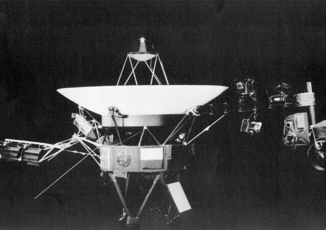 La seconda sonda della missione NASA Voyager-2