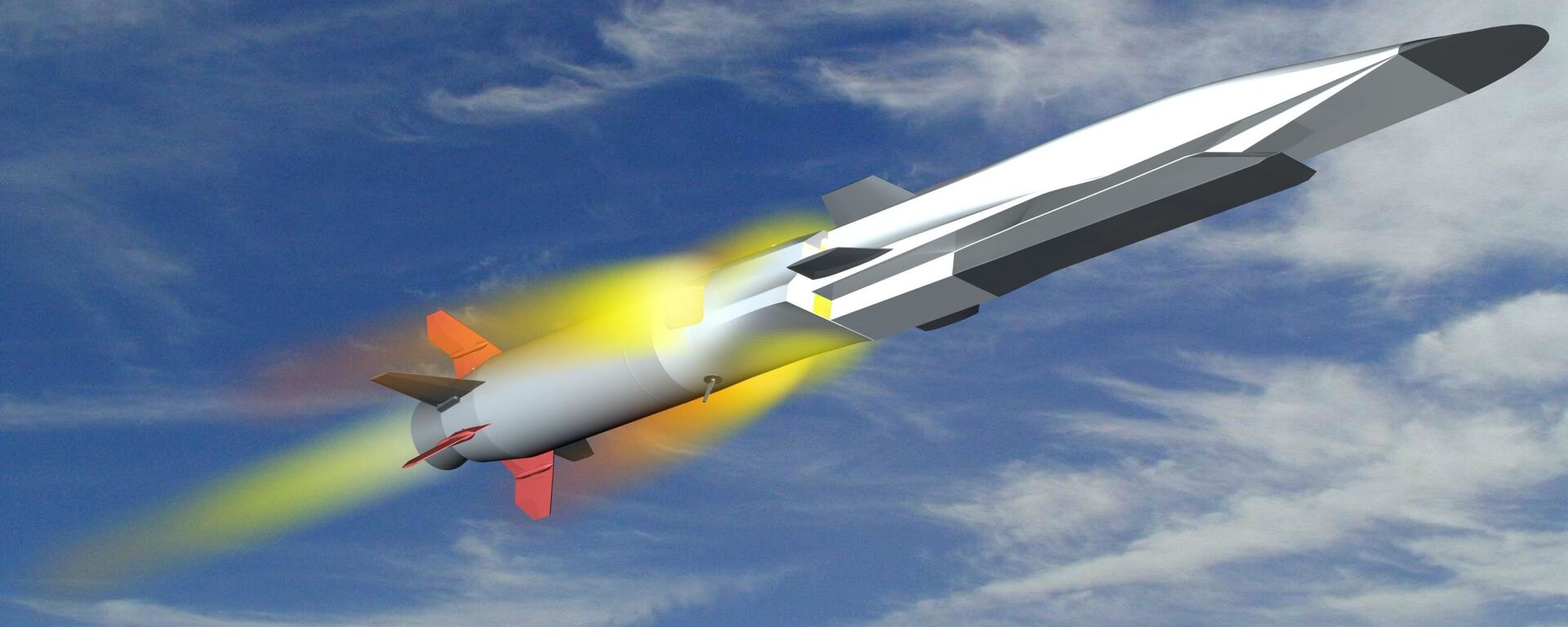 """Il missile ipersonico """"Zircon"""", capace di raggiungere una velocità 5 – 6 volte superiore a quella del suono - Sputnik Italia, 1920, 11.12.2020"""