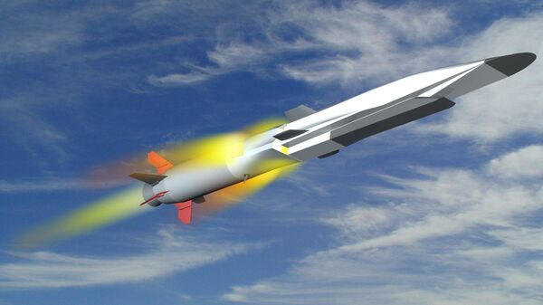 """Il missile ipersonico """"Zirkon"""", capace di raggiungere una velocità 5 – 6 volte superiore a quella del suono - Sputnik Italia"""